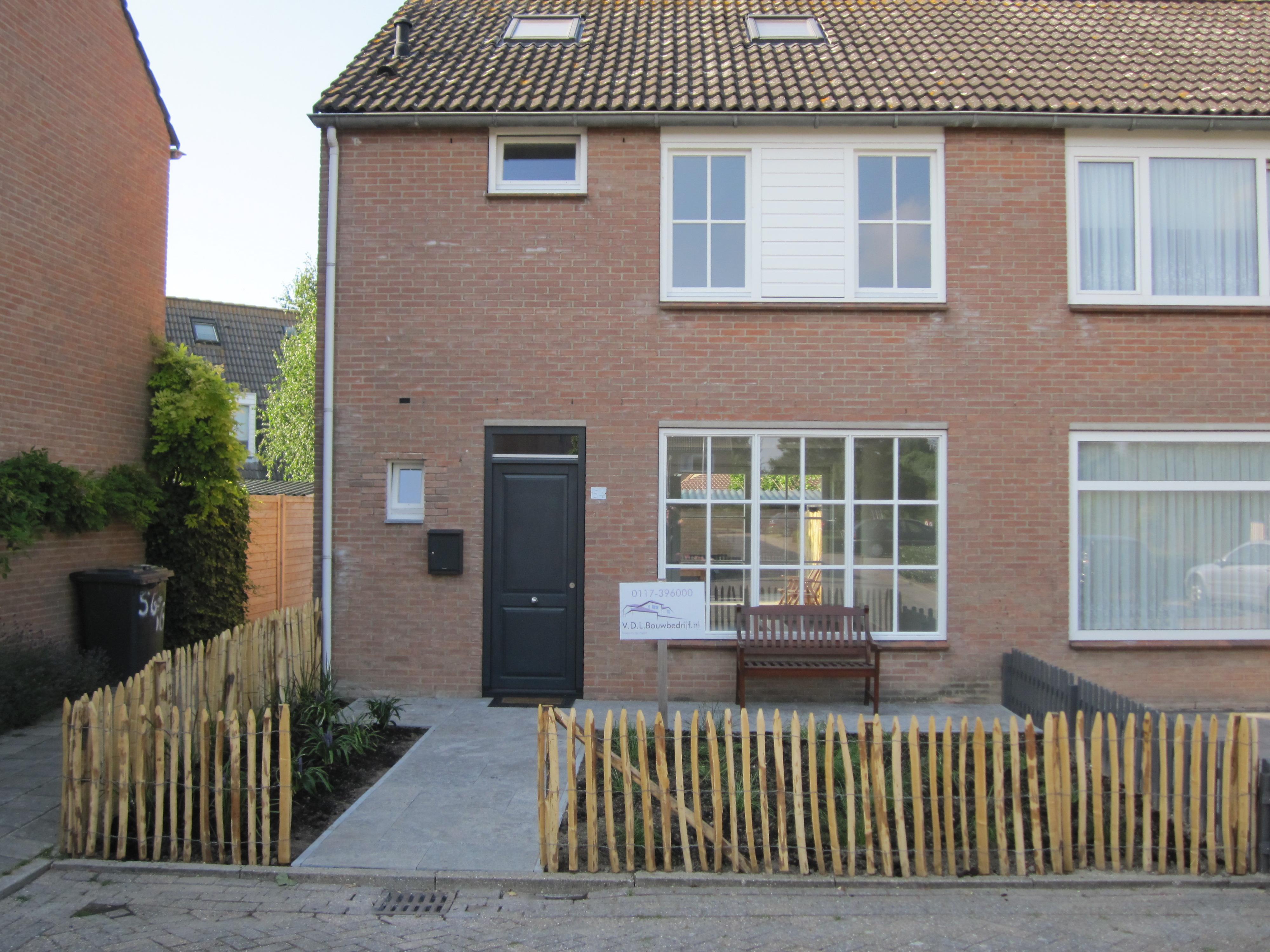 Totaal renovatie Pr Mauritsstraat 54 Retranchement