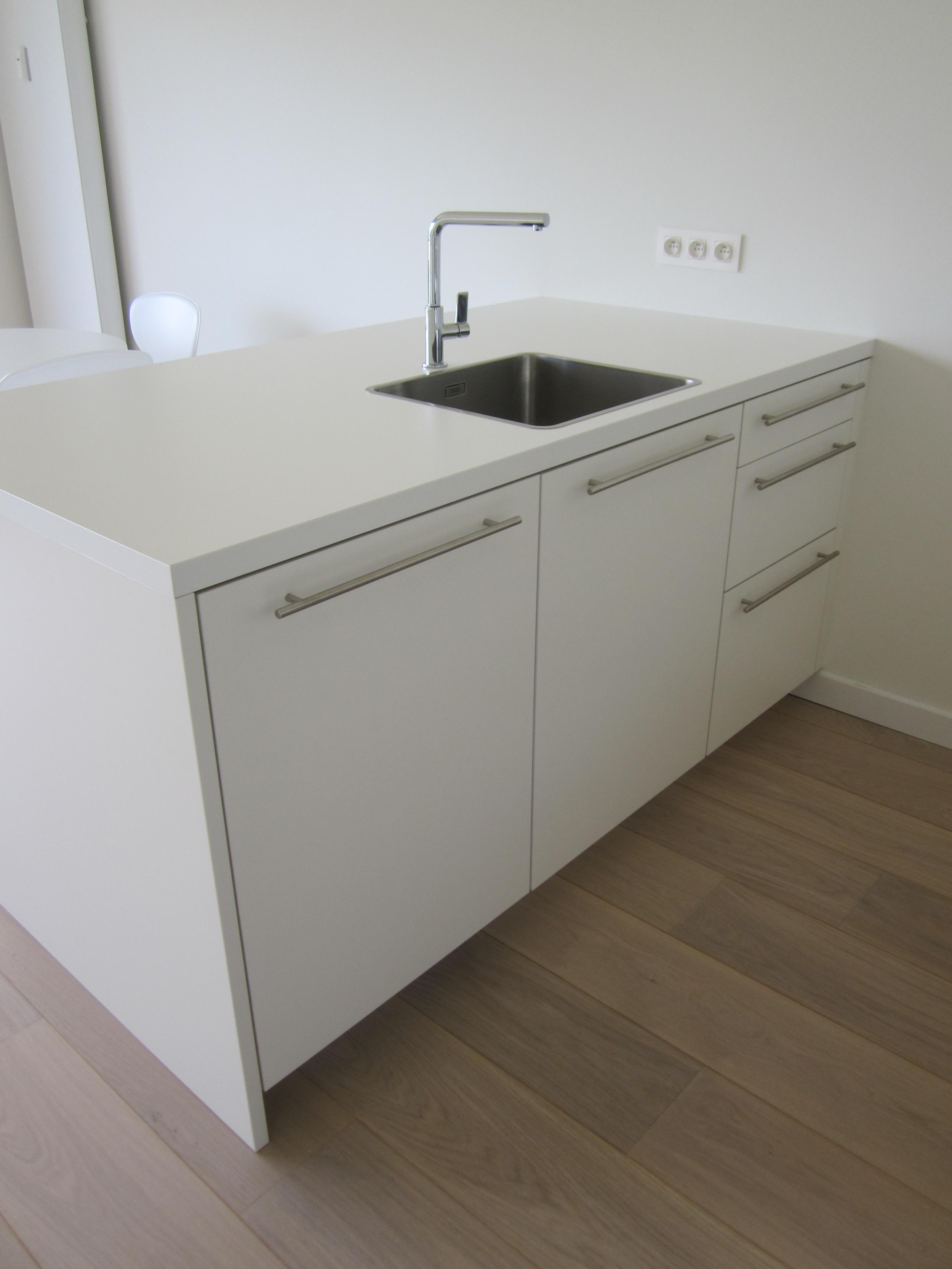 Maatwerk keuken Knokke Zoute Lekkerbek