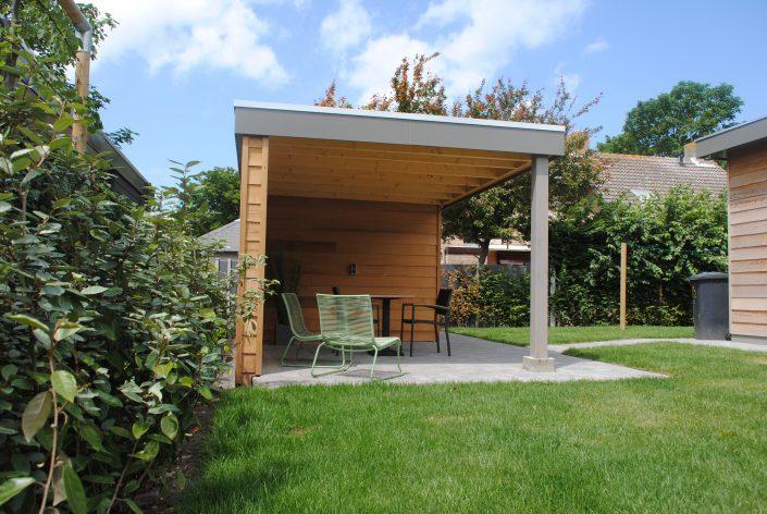luxe tuinhuis Cadzand Bad